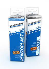 Reinzosil och plast