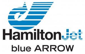 Hamilton Jet Blue Arrow_logo